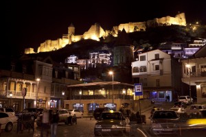 Tbilisi Night converted